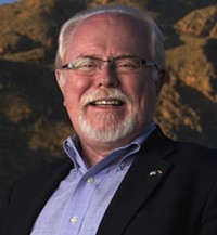 Former U.S. Rep. Ron Barber