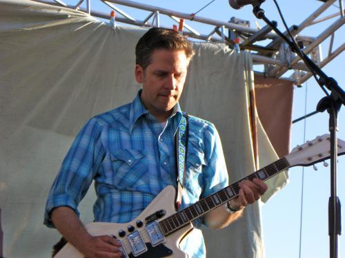 Calexico frontman Joey Burns